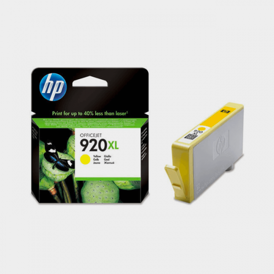 HP 920XL 4'LÜ SET  Orijinal Kartuş